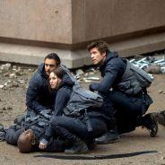 Hunger Games 3 : nouvelles images du tournage à Noisy avec Katniss et Gale