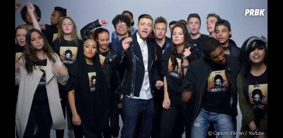 Michael Jackson et Justin Timberlake : Love Never Felt So Good, un inédit très disco