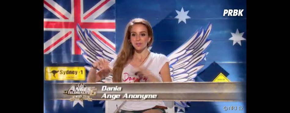 Les Anges 6 : Dania découvre le lieu du show