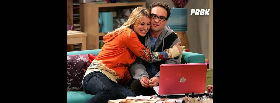 The Big Bang Theory saison 7 : Leonard et Penny prêts à emménager ensemble