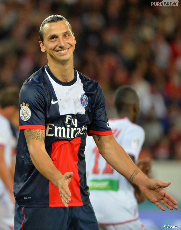 Zlatan Ibrahimovic : le footballeur du PSG aura bientôt sa statue de cire au Musée Grévin à Paris