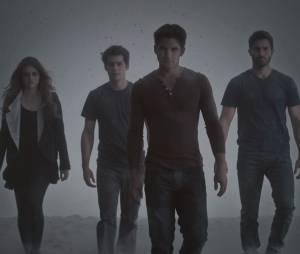 Teaser de la saison 4 de Teen Wolf