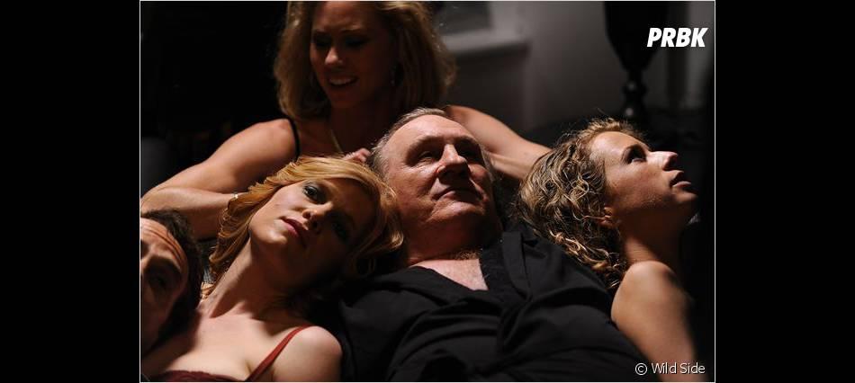 Gérard Depardieu dans Welcome to New York réalisé par Abel Ferrara