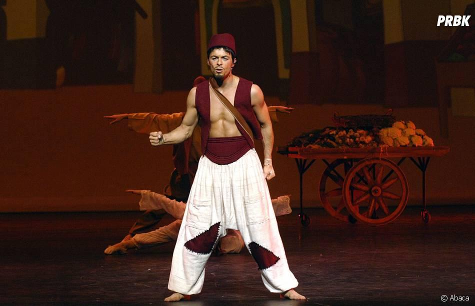 Aladin avait déjà été adapté en comédie musicale en 2007