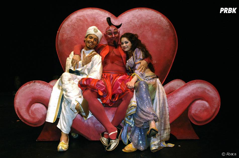 Kev Adams ressemblera-t-il au Aladin de la comédie musicale ?