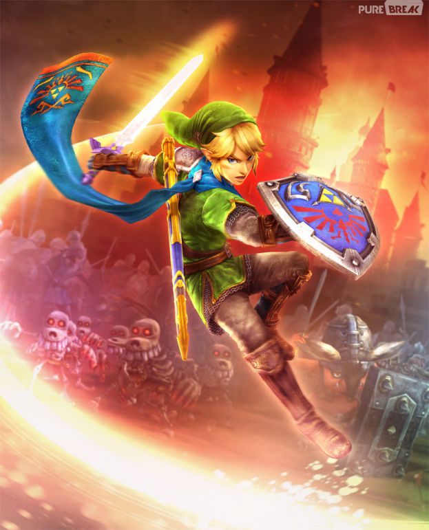 Hyrule Warriors : le crossover Zelda / Dynasty Warriors est attendu sur Wii U