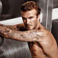 """David Beckham à moitié nu pour H&M ? """"C'est bientôt fini"""""""