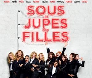 Sous les jupes des filles : en salles le 4 juin 2014