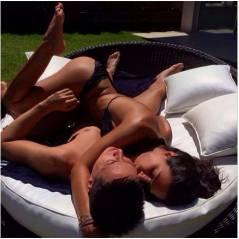 Samir Nasri et sa petite-amie : photo sexy bien loin des Bleus