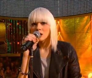 Nouvelle Star 2014 : Sophie-Tith version Lady Gaga lors de la finale