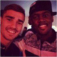 Black M : concert privé et pluie de selfies à Clairefontaine
