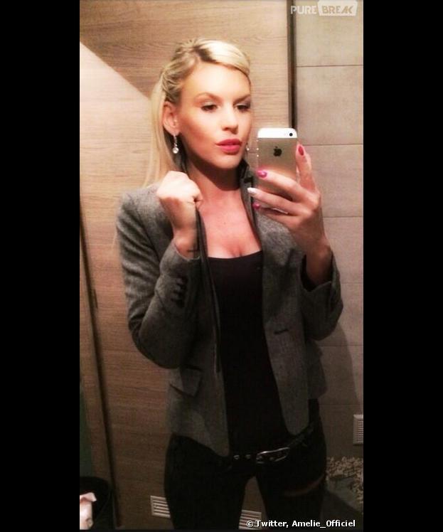 Amélie Neten encore clashée par Kelly sur Twitter