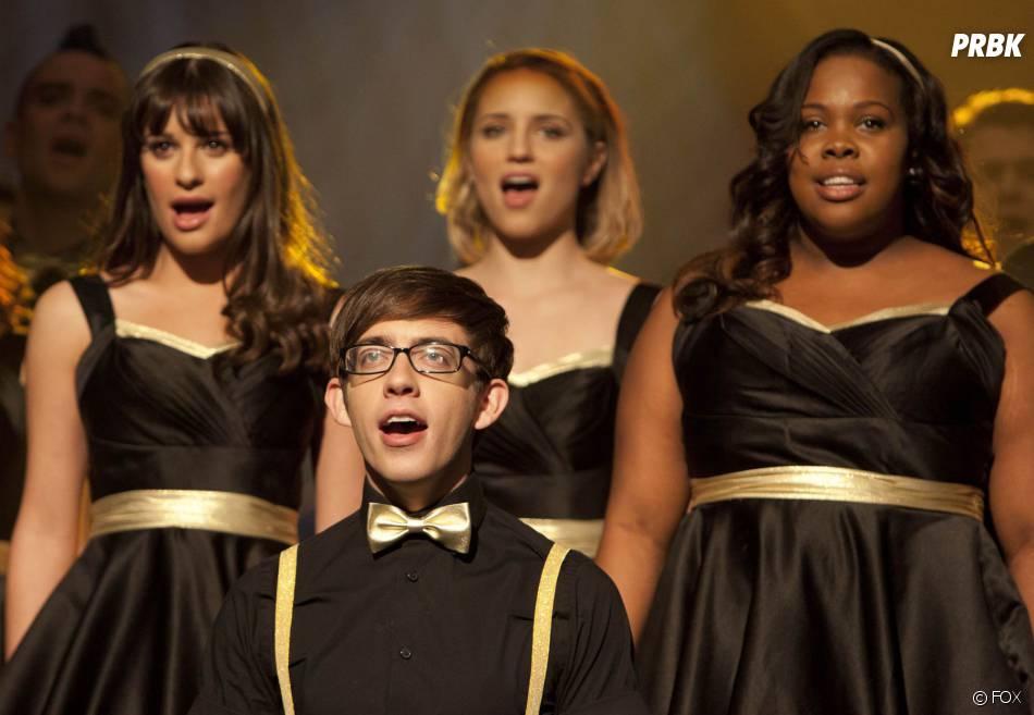 Glee saison 6 : les personnages réunis à McKinley ?