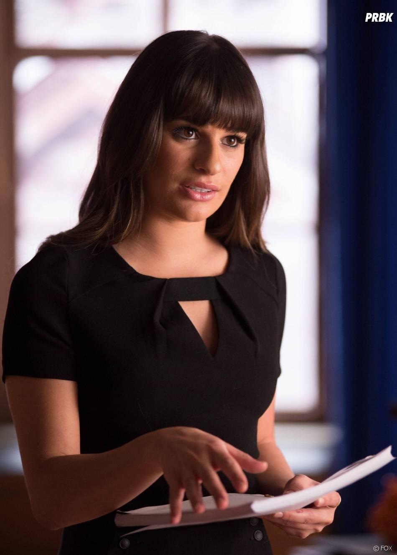 Glee saison 6 : Rachel bientôt coach du Glee Club ?
