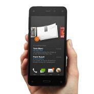 Fire Phone : Amazon présente son smartphone avec affichage 3D