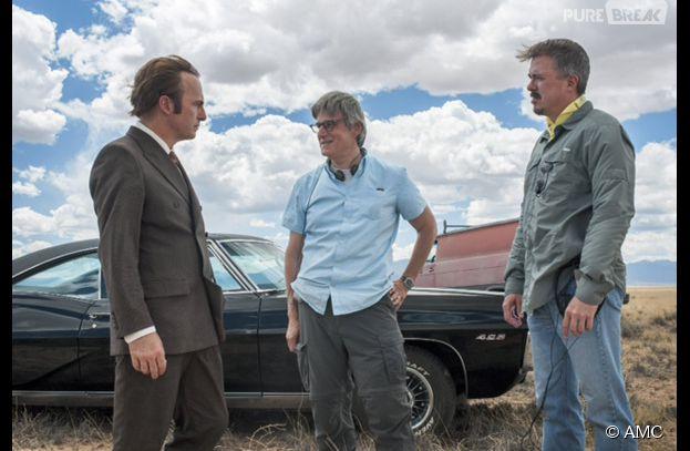 Better Call Saul saison 1 : première photo de tournage