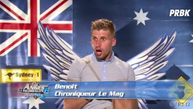 Les Anges 6 : Benoît surpris par la métamorphose de Dania pour son shooting