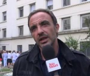 Grégory Lemarchal : Nikos Aliagas présent pour inaugurer un jardin à sa mémoire