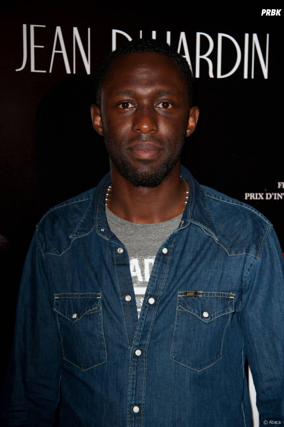 Thomas Ngijol à l'avant-première de The Artist, le 28 septembre 2011 à Paris