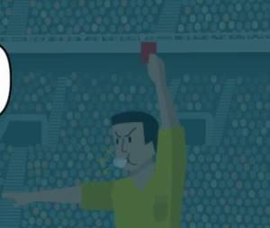 Luis Suarez, un jeu sur sa morsure au Mondial 2014