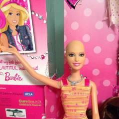 Mattel commercialise une Barbie chauve pour les enfants malades du cancer