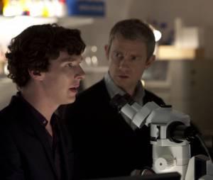 Sherlock : 3 épisodes + un spécial pour la saison 4