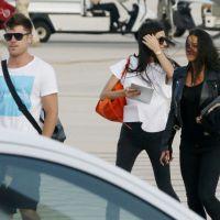 Zac Efron et Michelle Rodriguez en couple : photos de bisous en Italie