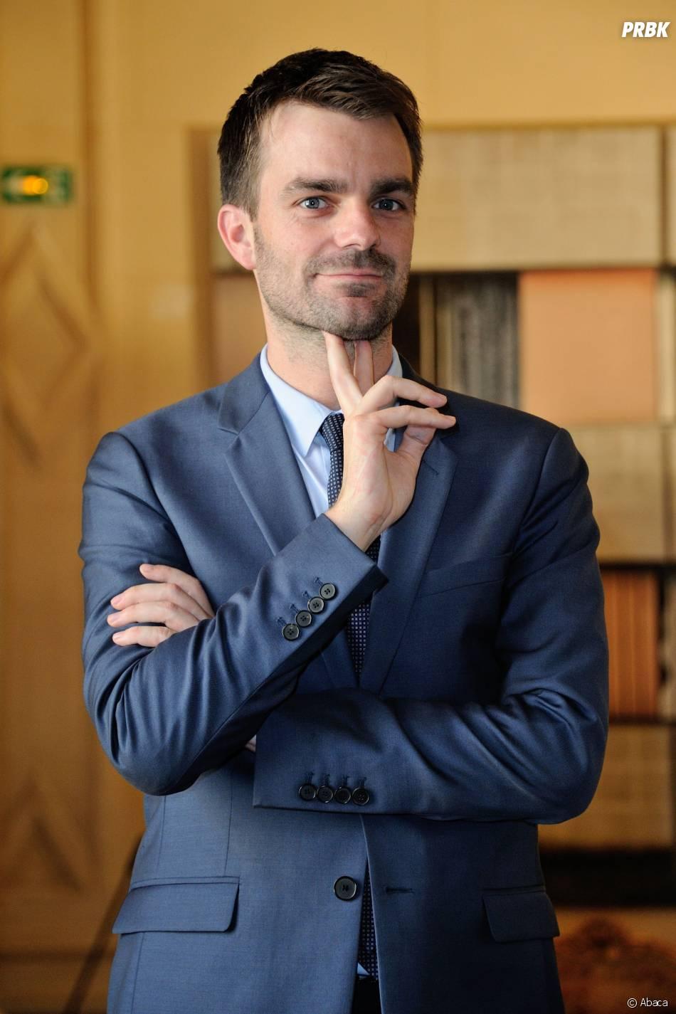 Les français les plus sexy selon Elle :égraphe) : Bruno Julliard (politicien)