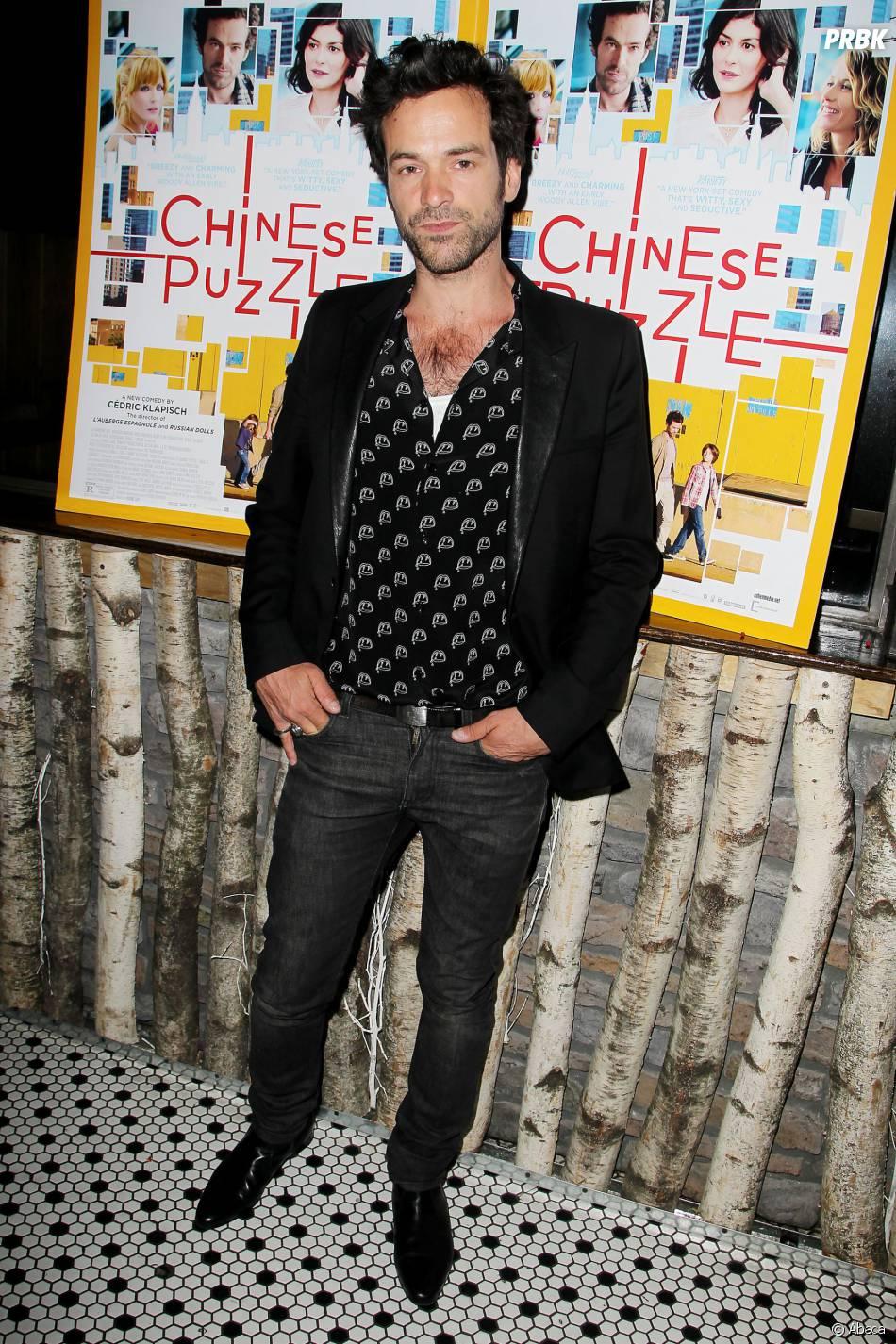Les français les plus sexy selon Elle : Romain Duris (acteur)