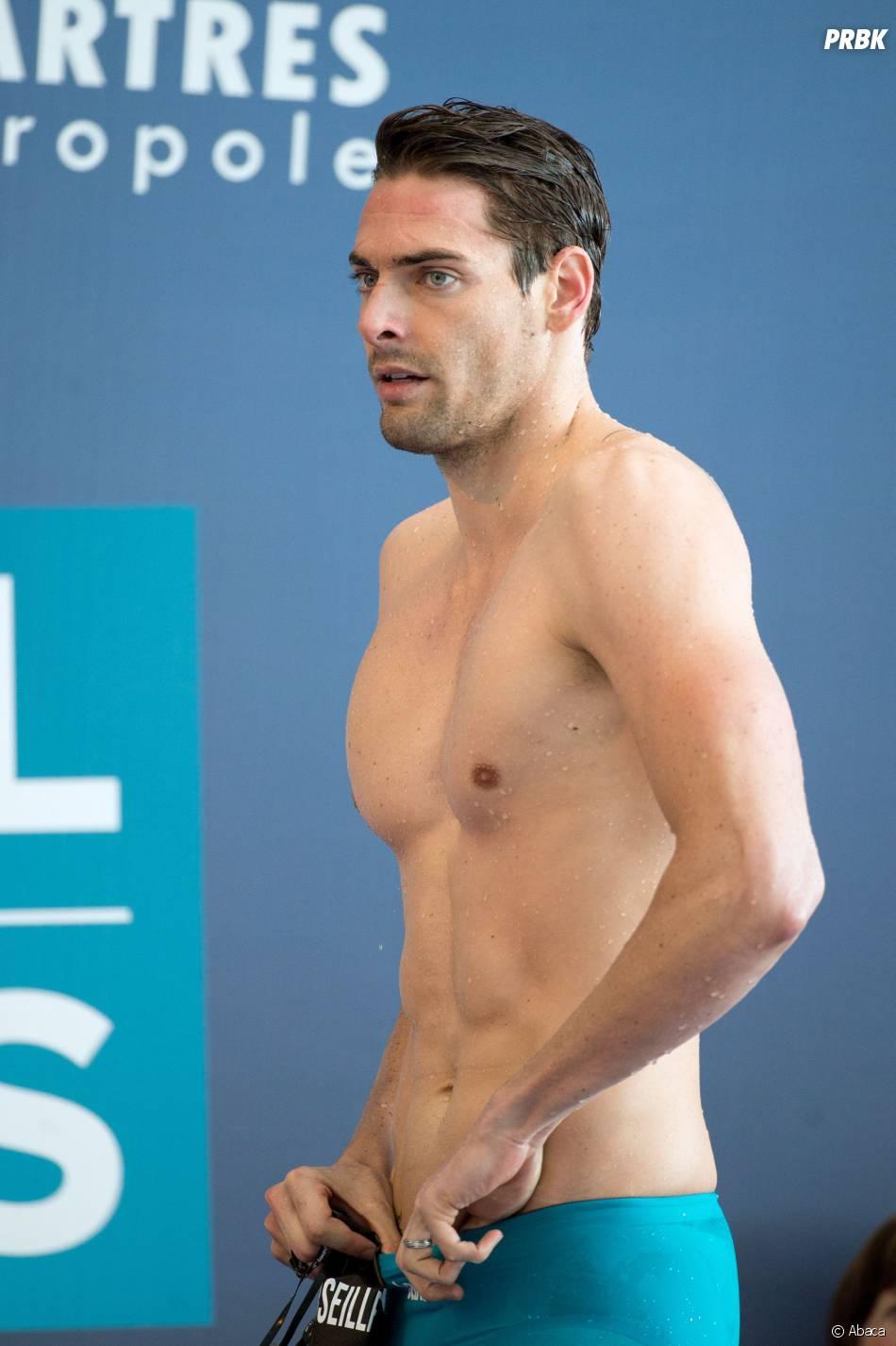 Les français les plus sexy selon Elle : Camille Lacourt (nageur)