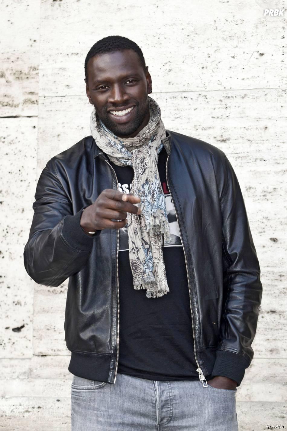 Les français les plus sexy selon Elle : Omar Sy (acteur)