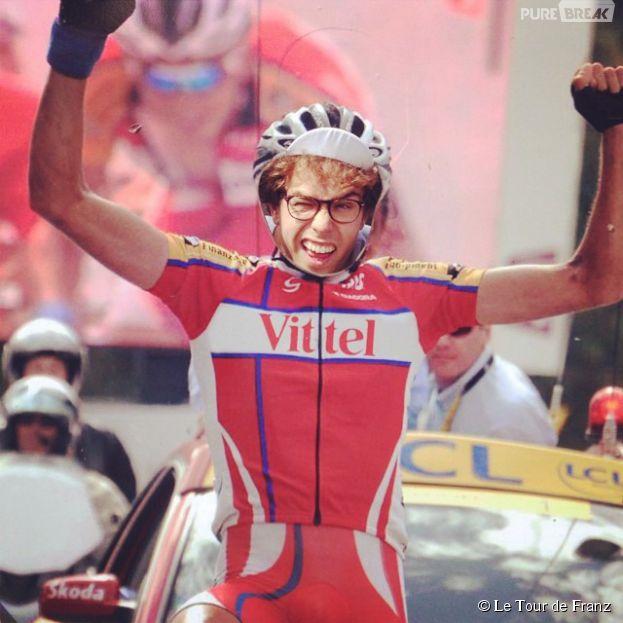 Le Tour de Franz : Baptiste Lorber ferait un super cycliste