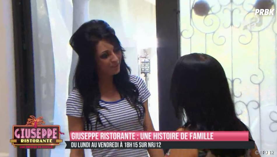 Céline, l'ex petite amie de Pietro, participe au tournage de l'Île des vérités 4