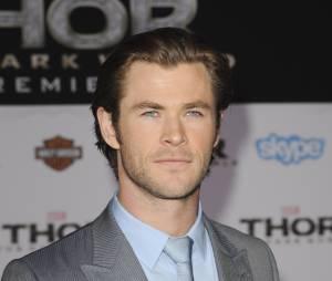 Chris Hemsworth, 5ème au classement des acteurs les mieux payés de Forbes en 2014