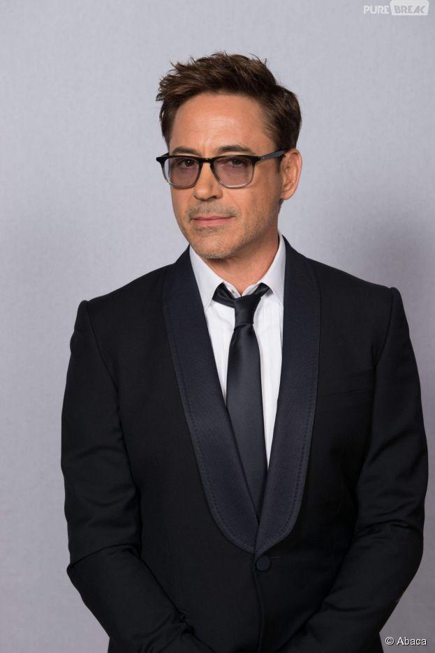 Robert Downey Jr, 1er au classement des acteurs les mieux payés de Forbes en 2014