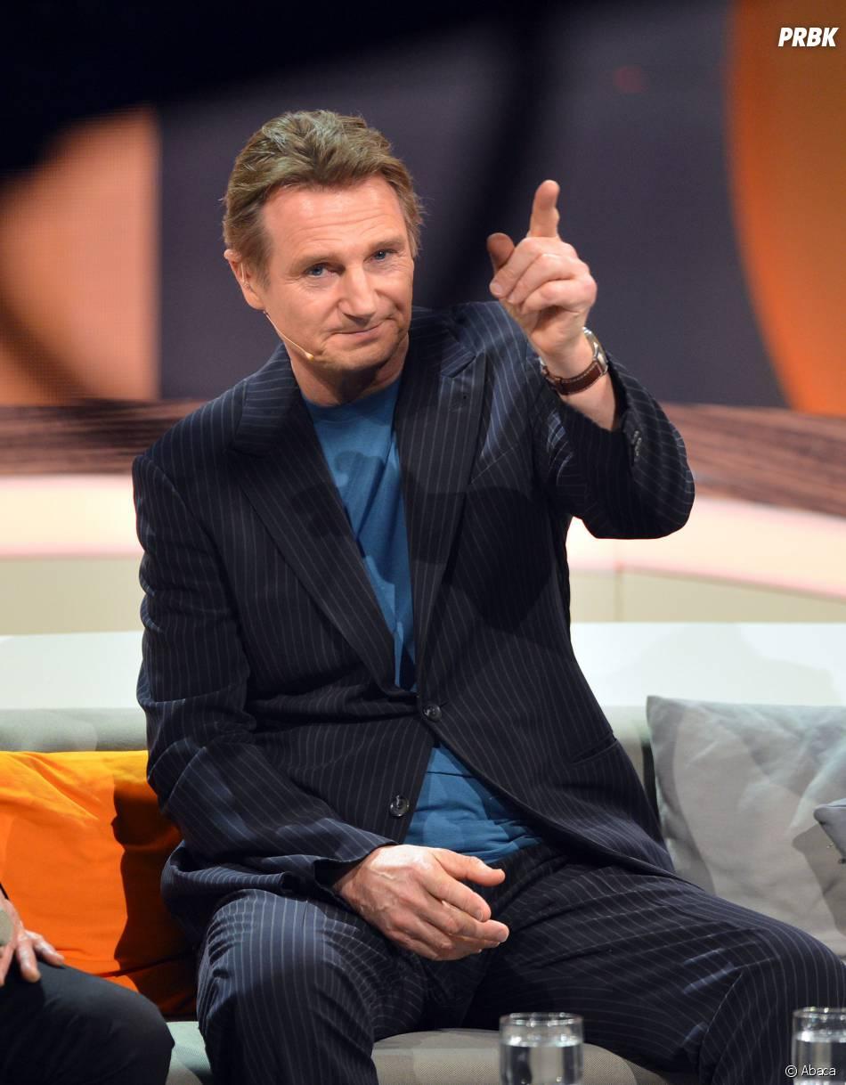 Liam Neeson, 6ème au classement des acteurs les mieux payés de Forbes en 2014