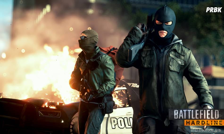 Battlefield Hardline ne sortira sur consoles et PC qu'en 2015