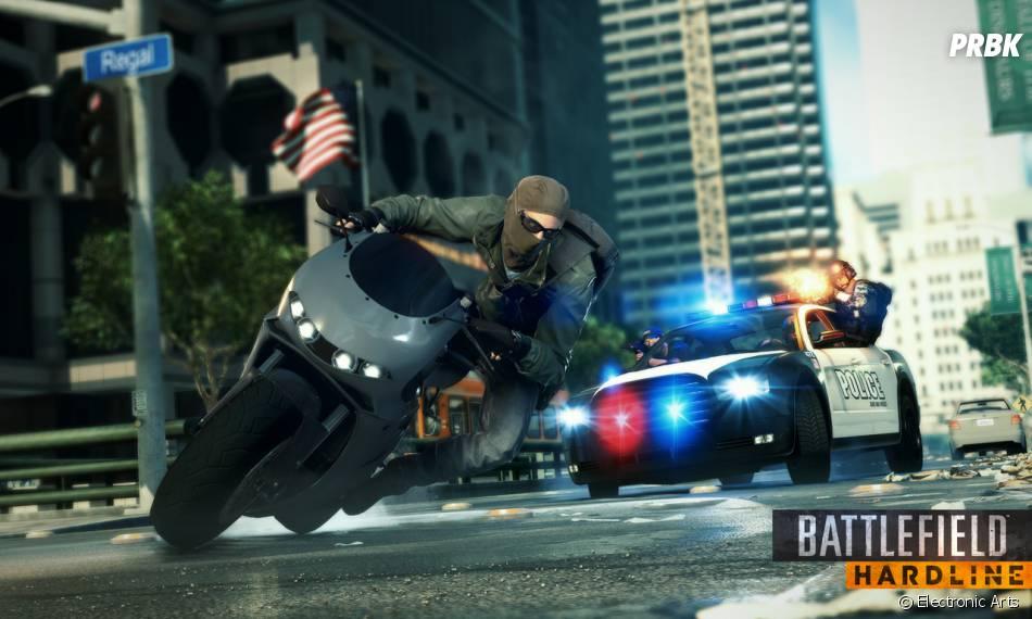 Battlefield Hardline : sa date de sortie sur consoles et PC repoussée