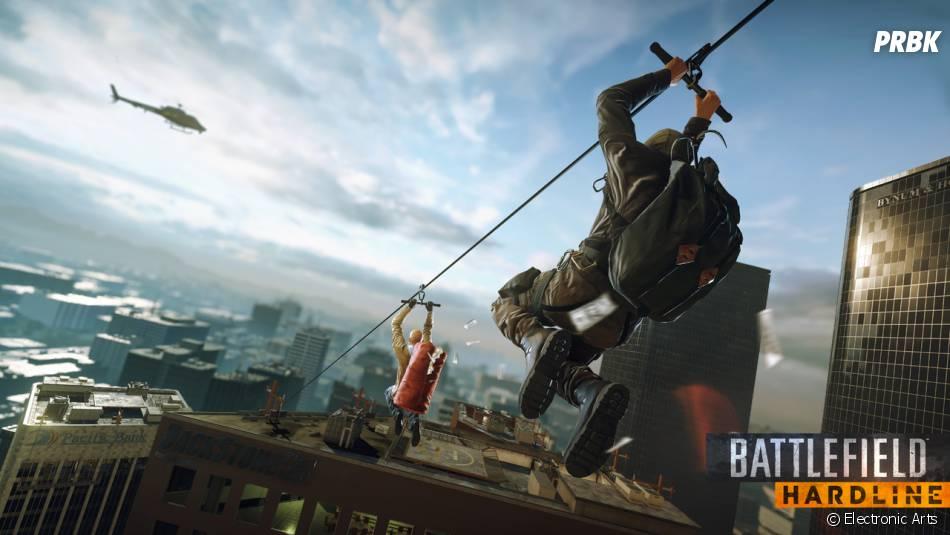 Battlefield Hardline reporté à 2015 sur consoles et PC