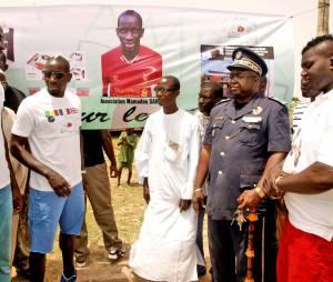 Mamadou Sakho, le pro des bonnes actions