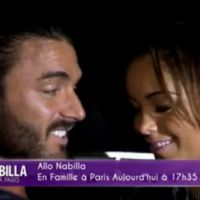 Nabilla Benattia et Thomas Vergara : fiançailles dans Allo Nabilla