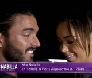 Allo Nabilla : fiançailles pour Nabilla Benattia et Thomas Vergara