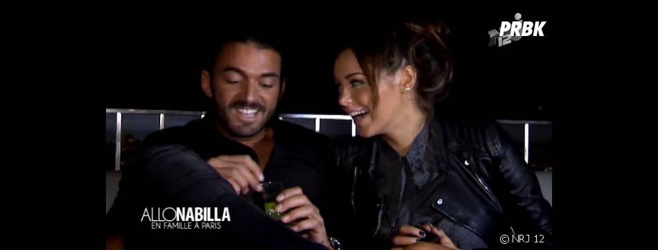 Thomas Vergara stressé de faire sa demande en fiançailles dans Allo Nabilla