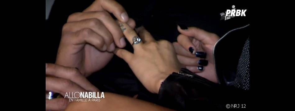 Allo Nabilla : la bague de fiançailles de Nabilla Benattia