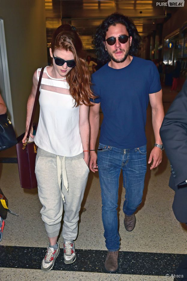Game of Thrones : Kit Harington et Rose Leslie de nouveau en couple ?