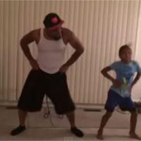 [VIDEO] Un papa danse avec sa fille : Ariana Grande n'a qu'à bien se tenir