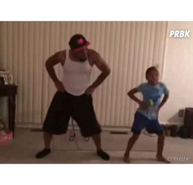 La danse d'un papa et sa fille fait le buzz sur Youtube