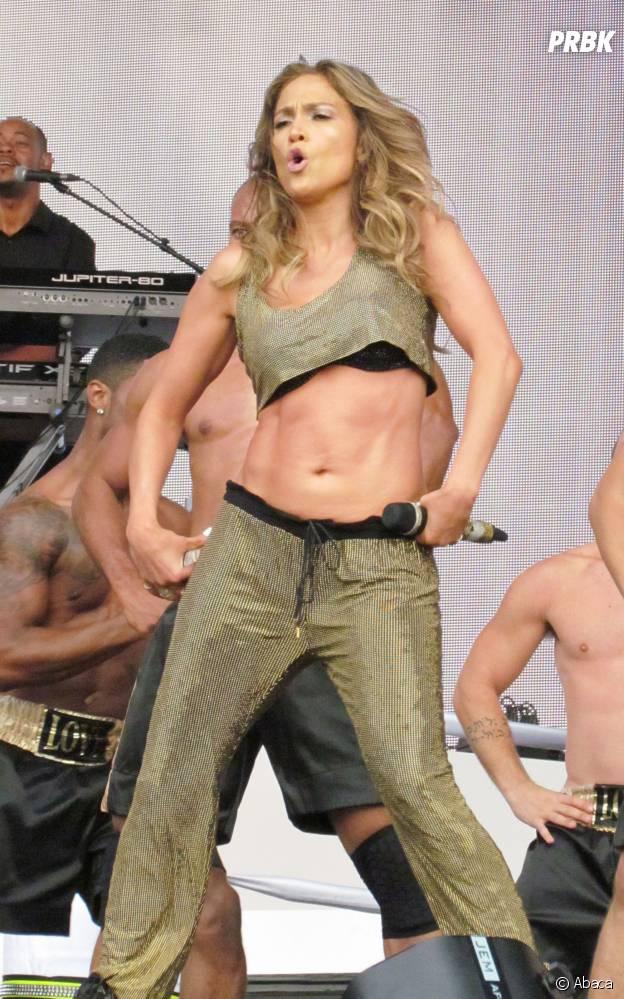Les bombes aux abdos en béton : Jennifer Lopez