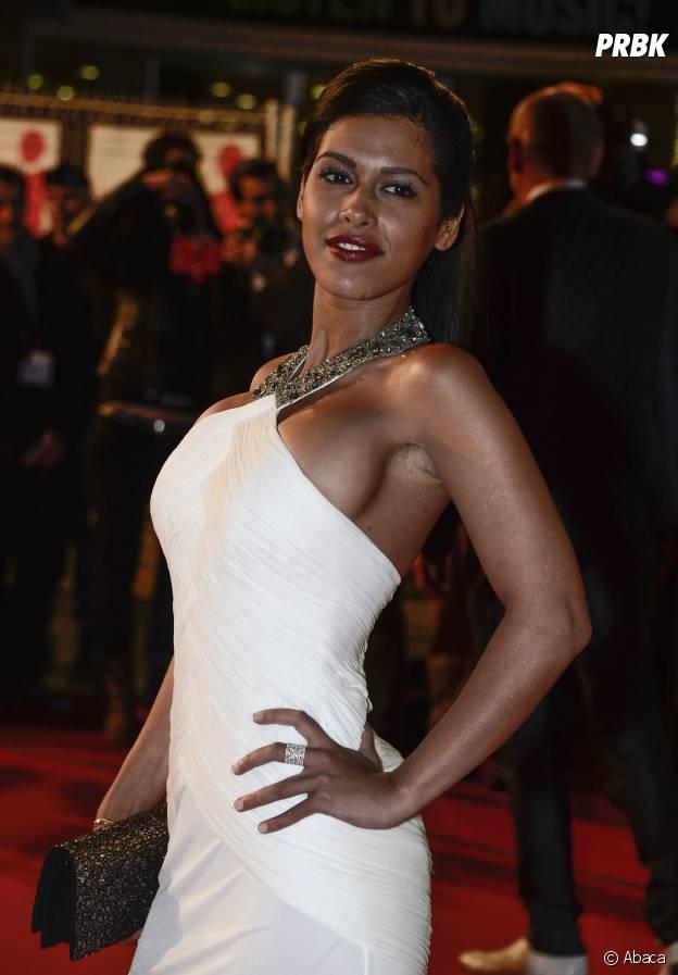Ayem Nour aux NRJ Music Awards 2013