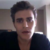 Paul Wesley (The Vampire Diaries) : son appel aux dons pour une amie malade